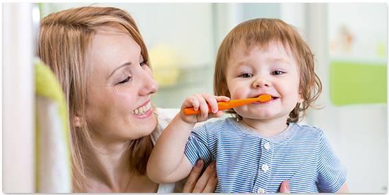 מגה וברק שיניים תינוקות : איך מטפלים בשיניים של תינוקות? WR-96